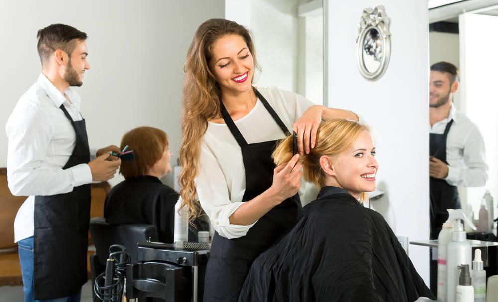 Una peluquería eficiente energéticamente