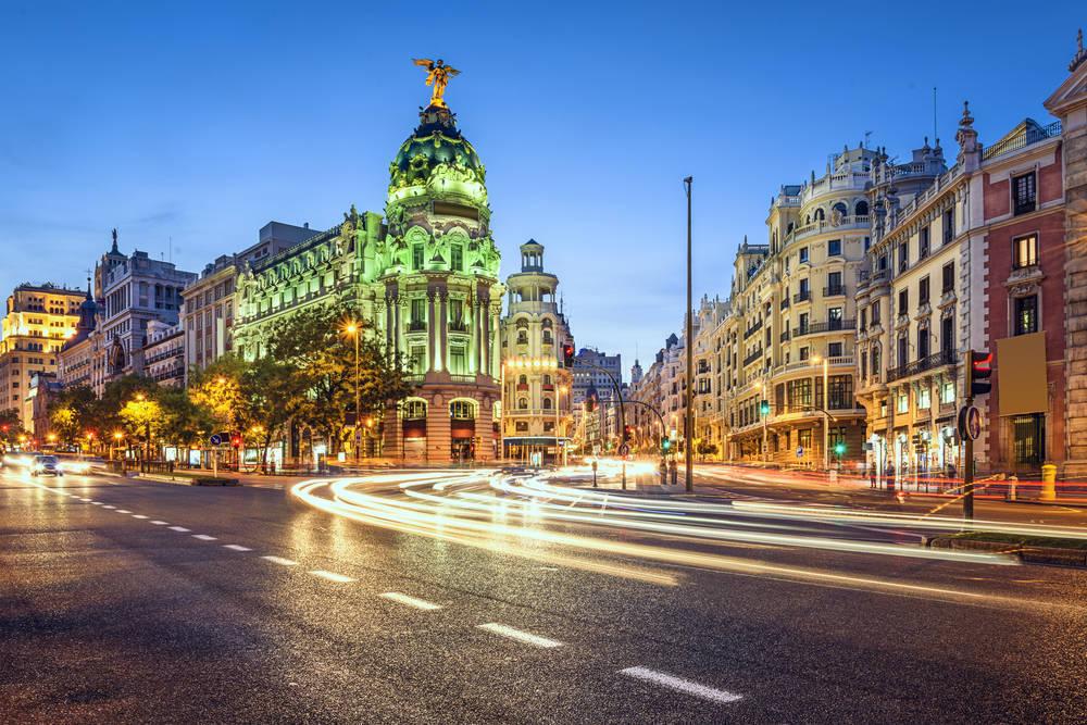 Madrid, capital del ocio y la cultura