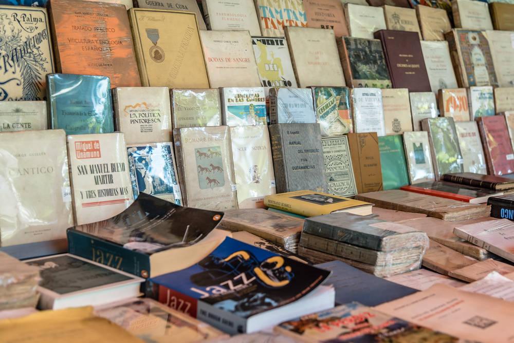 El sector del libro en España