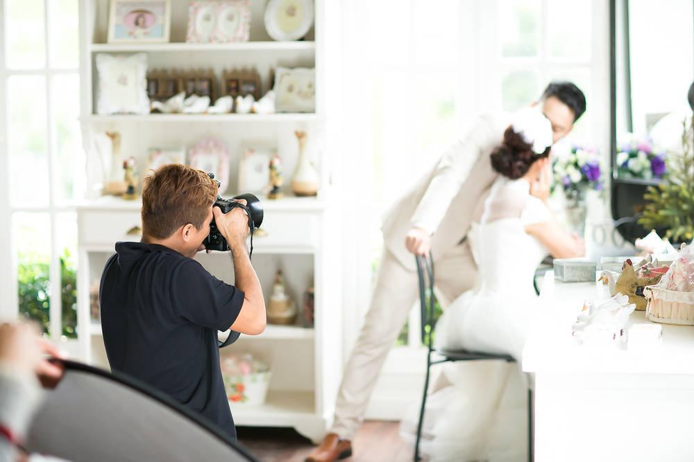 Fotógrafo especializado en bodas y eventos