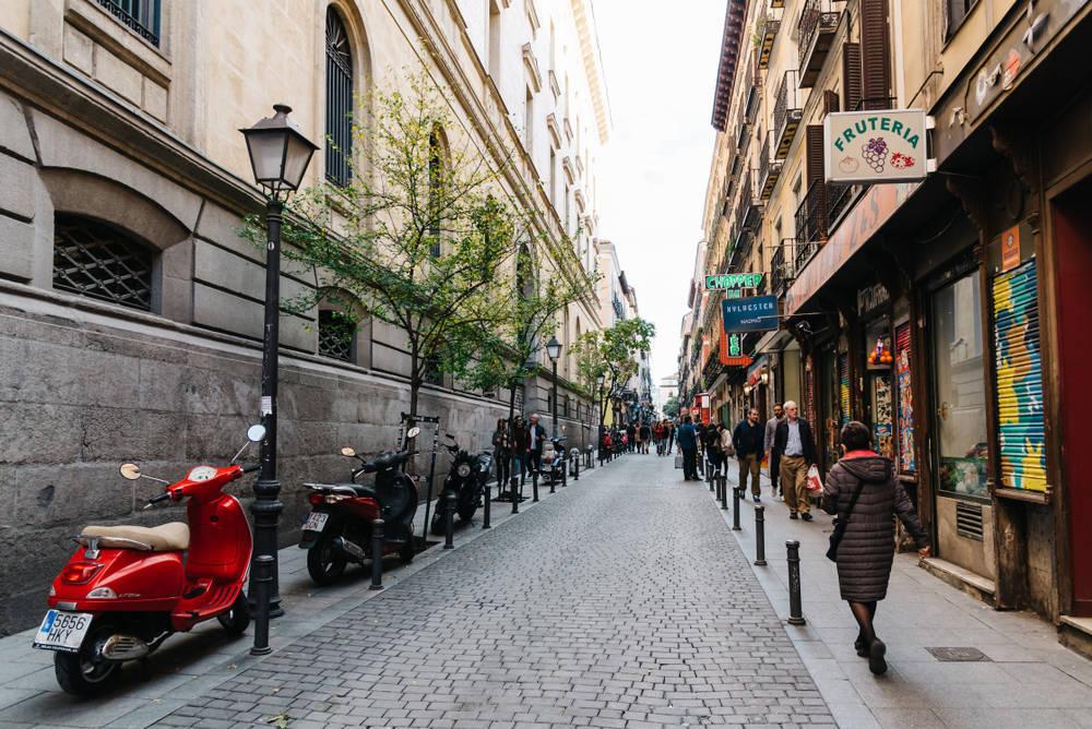 Madrid, un lugar prometedor para iniciar una actividad empresarial