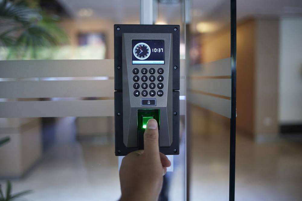 Un control de accesos moderno
