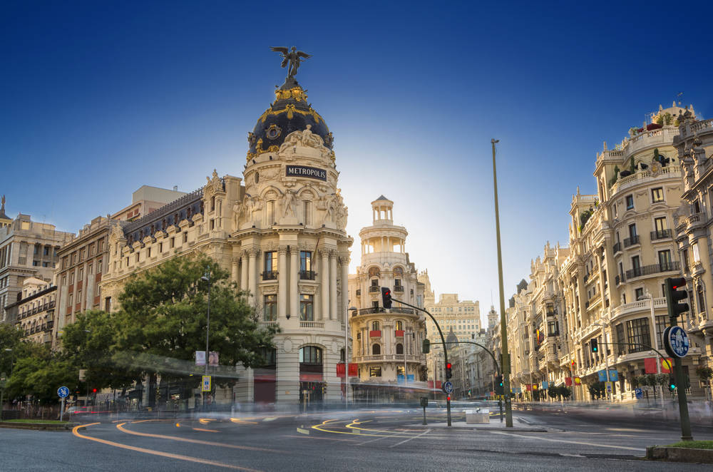Madrid central empieza a desplegar sus efectos