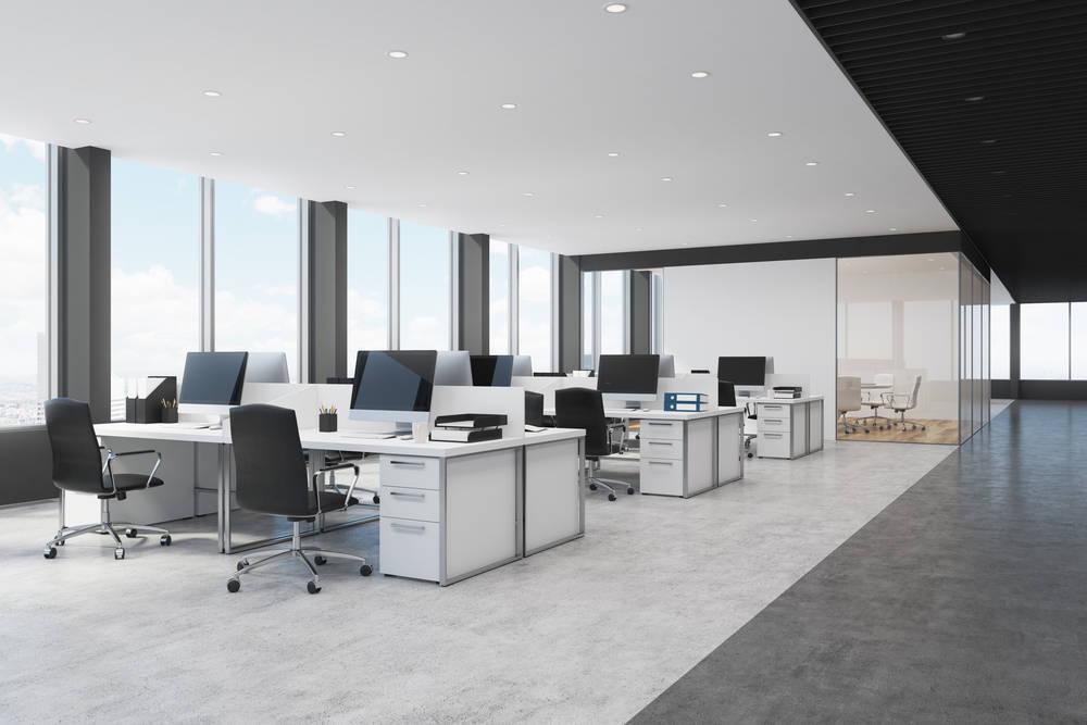 Comprar o alquilar una oficina en la capital de España