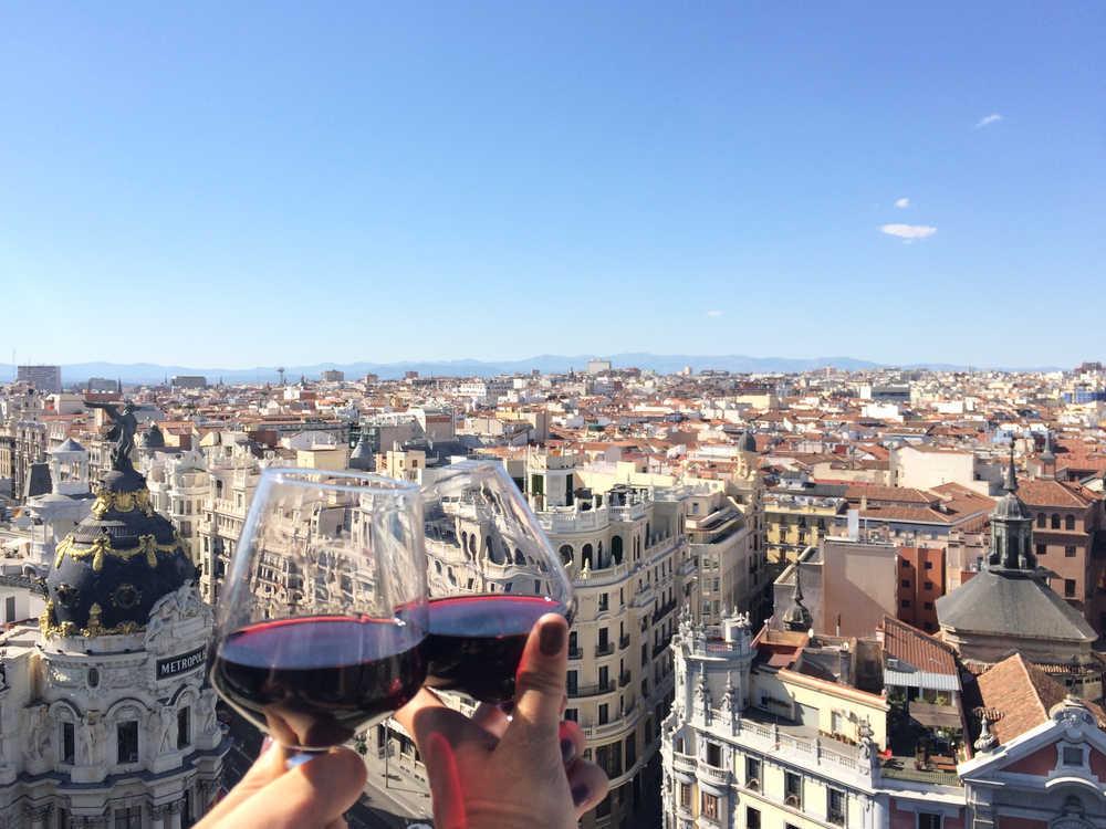 En Madrid también se producen buenos vinos